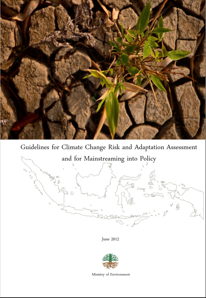 Guidelines for Climate Change Risk and Adaptation Assessment and for Mainstreaming into Policy – Ministry of Environment (June 2012)