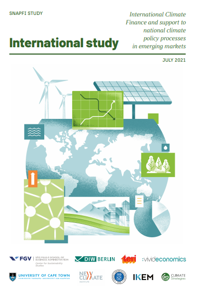 Strengthen national climate policy implementation: Comparative empirical learning & creating linkage to climate finance – SNAPFI